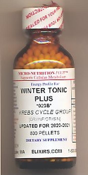 Click for details about *Winter Tonic newly updated 2020-2021 economy 800 pellets