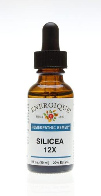 Click for details about Silicea - Silica 12X  1 fluid ounce