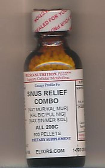 Click for details about Sinus Combo 200C economy 800 pellets