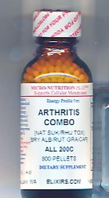 Click for details about Arthritis Combo 200C economy 1 oz 800 pellets