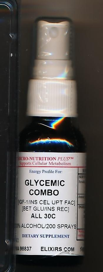 Click for details about Glycemic Combo 30C 1 oz spray 15% SALE