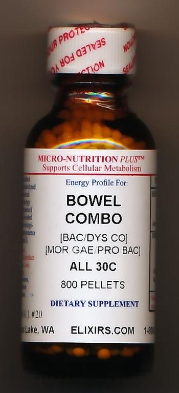 Click for details about Bowel Combo 30C economy 1 oz 800 pellets