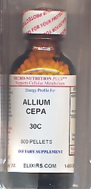 Click for details about Allium Cepa 30C economy 1 oz 800 pellets