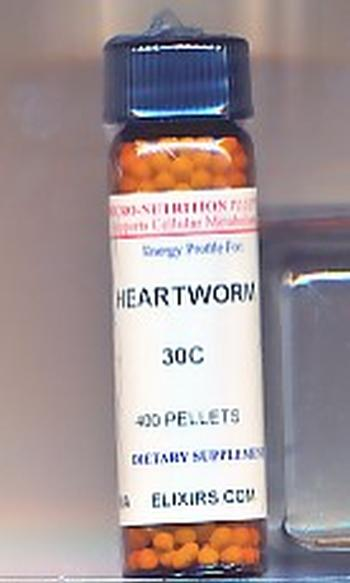 Click for details about Heartworm 30C 1/2 oz 400 pellets