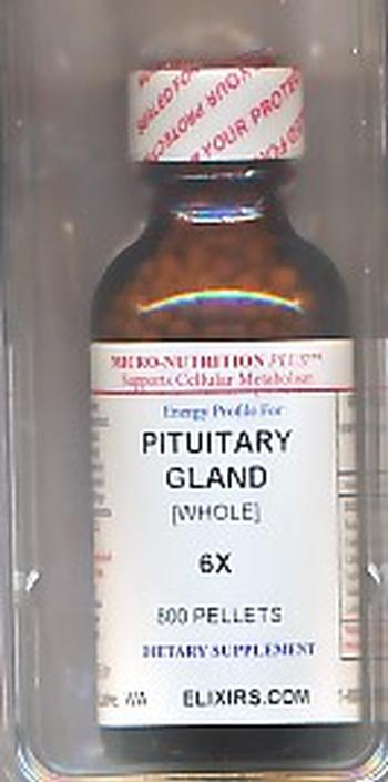 Click for details about Pituitary Gland Whole 6X 1 oz pellets