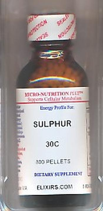 Click for details about Sulphur 30C skin, flea economy 800 pellets