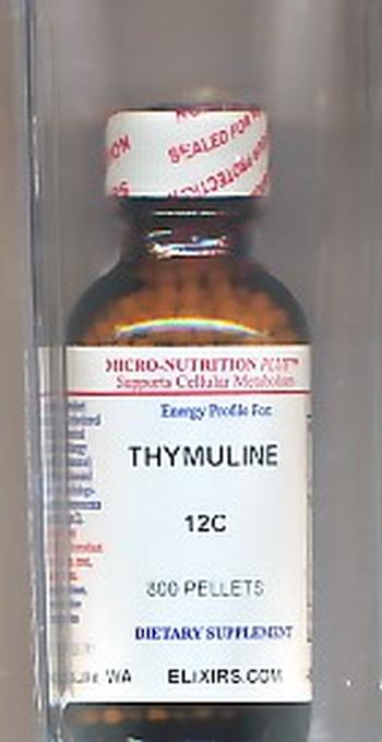 Click for details about Thymuline 12C economy 1 oz 800 pellets