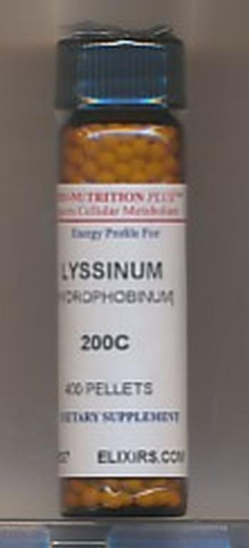Click for details about Animals Lyssinum Rabies 200C 400 pellets