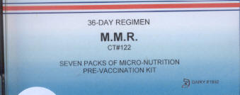 Click for details about  Select Your Pre or Post Vaccine Kit