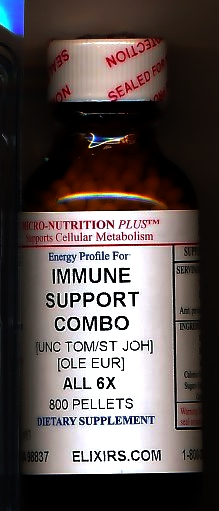 Click for details about Immune Support Combo 6X  economy 1 oz 800 pellets 10% SALE