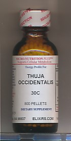 Click for details about Thuja 30C economy 1 oz 800 pellets on SALE