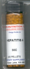 Click for details about Hepatitis A 30C 400 pellets