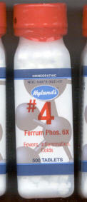 Click for details about Ferrum Phos #4  6X 500 tablets #4 15% off SALE